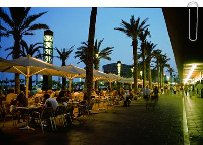 Port Olímpic. © Turisme de Barcelona / Espai d'Imatge